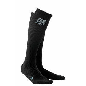 cep Pro+ Run Socks 2.0 Herre black/black